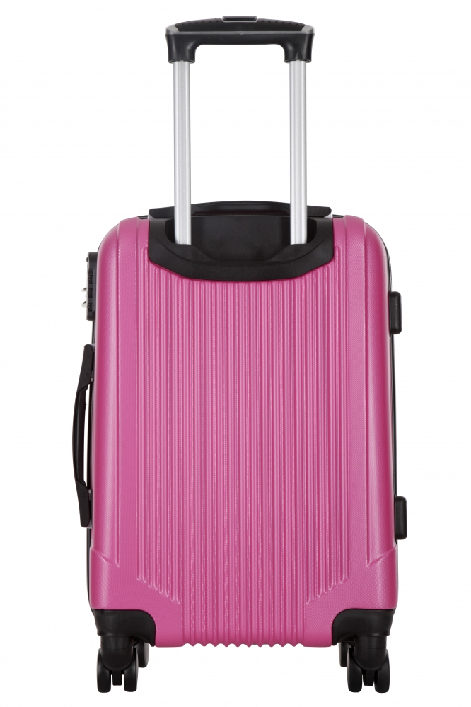 valise burnaby fushia taille m travel one. Black Bedroom Furniture Sets. Home Design Ideas