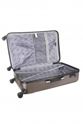 Valise - BURNABY  MARRON - Taille L
