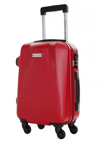 Valise - BUSSENITE ROUGE - Taille M