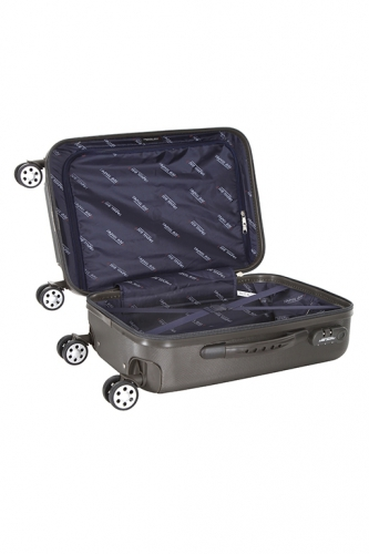 Valise cabine - COSALDA GRIS  - Taille S