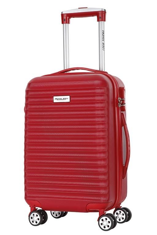 Valise cabine cosalda rouge taille s travel one - Valise business cabine ...