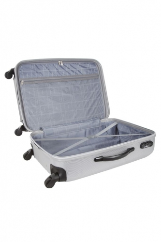 Valise cabine - CUMES ARGENT - Taille S