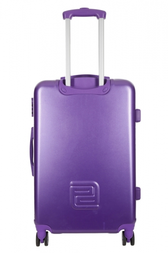 Valise cabine - KIRWEE  VIOLET - Taille S