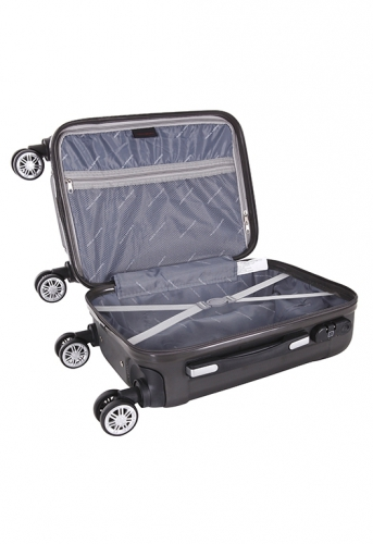 Valise cabine - LAPIS GRIS - Taille S
