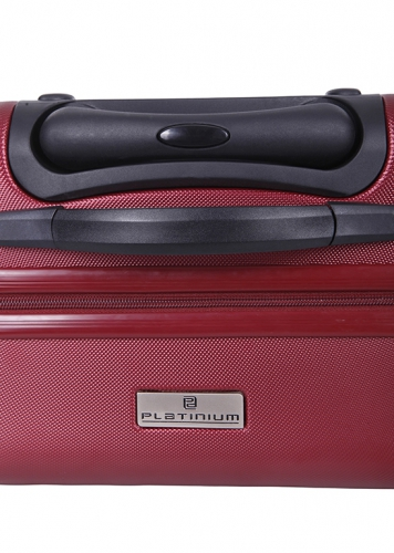 Valise cabine - LAWRENCE BORDEAUX - Taille S