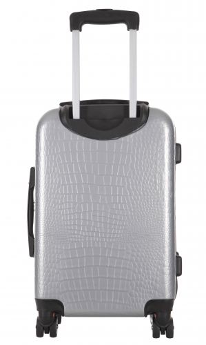 Valise cabine - PARVATI ARGENT - Taille S