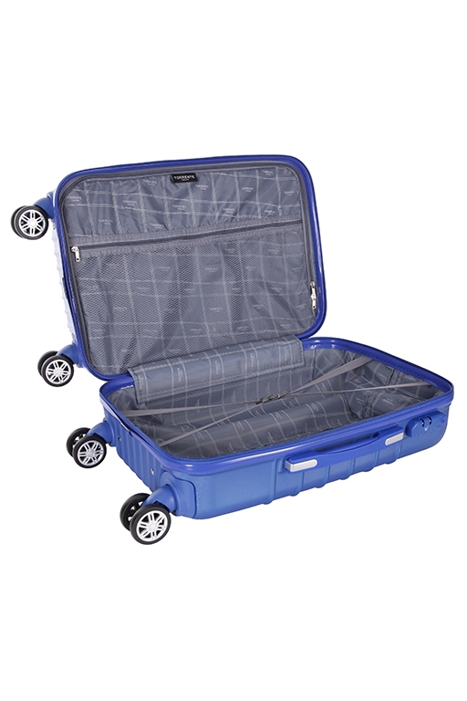Valise cabine perses bleu taille s torrente - Valise business cabine ...