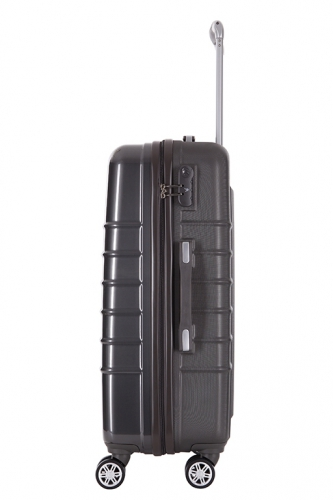 Valise cabine - PERSES GRIS - Taille S