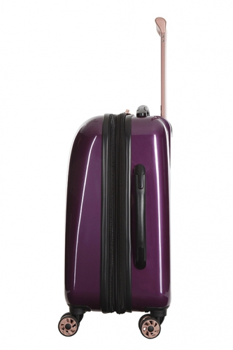 Valise - CANDY SKULL VIOLET - Taille S