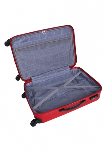Valise - CARDIA ROUGE - Taille M