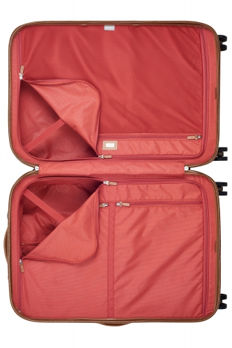 Valise  CHATELET AIR SLIM 55 SLIM CHOCOLAT - Taille S