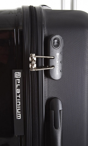 Valise - CHATHAM NOIR - Taille S