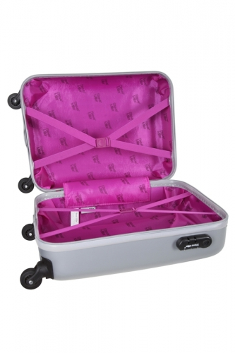Valise - CHILD   ARGENT - Taille S Low Cost