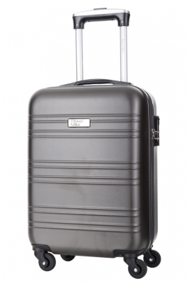 Valise - CHILD   GRIS - Taille S Low Cost