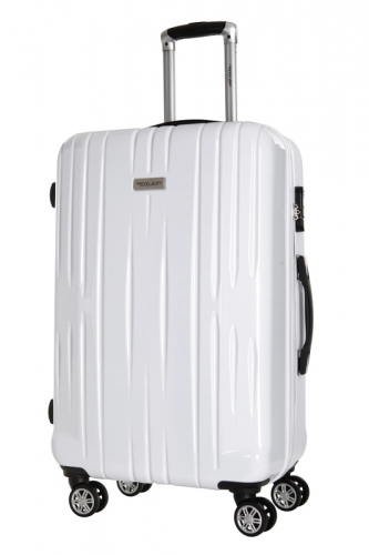 Valise -  CLIFTON BLANC - Taille L