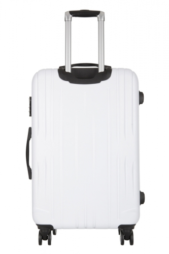 Valise -  CLIFTON  BLANC- Taille M