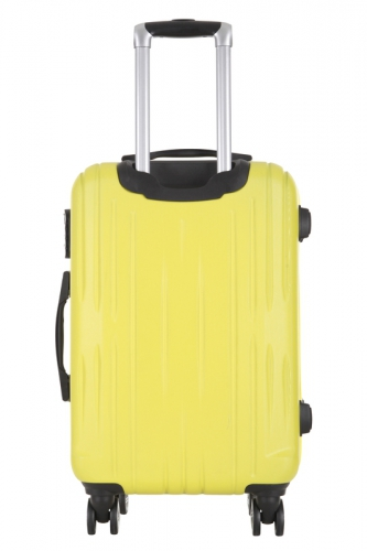 Valise -  CLIFTON JAUNE  - Taille L