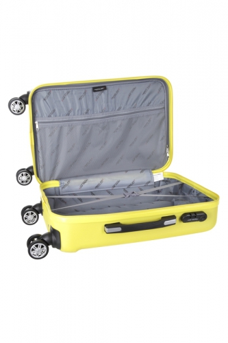 Valise -  CLIFTON  JAUNE - Taille M