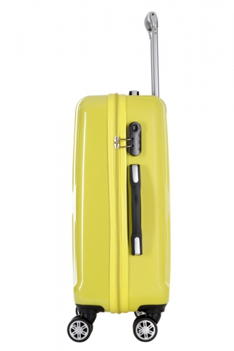Valise -  CLIFTON  JAUNE - Taille S