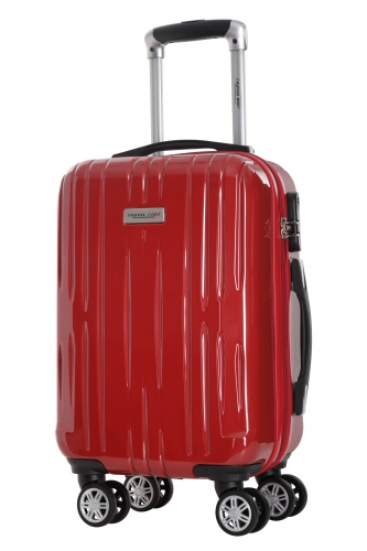 Valise -  CLIFTON ROUGE - Taille L