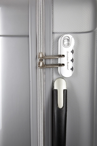 Valise - COMMODORE ARGENT - Taille S