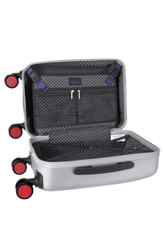 Valise - CONCORDE ARGENT - Taille M
