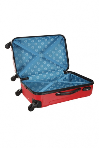 Valise - COUNTRY ROUGE - Taille M