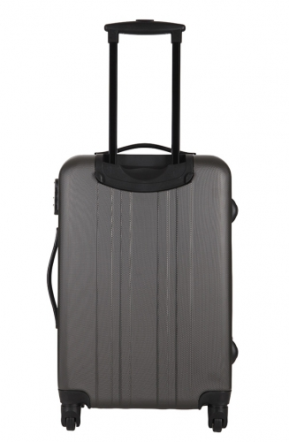 Valise - CUENCA ARGENT - Taille S
