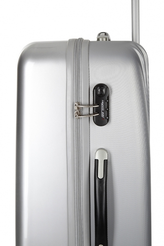 Valise -  DORON ARGENT - Taille S
