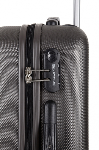 Valise - DUNABLE GRIS - Taille M