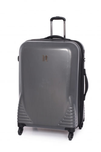Valise EXTENSIBLE - PIONEER GRIS - Taille S