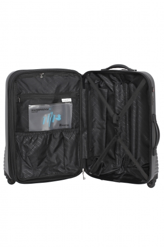Valise EXTENSIBLE - PIONEER VIOLET - Taille M