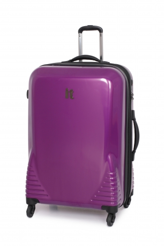 Valise EXTENSIBLE - PIONEER VIOLET - Taille S