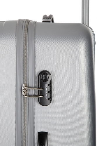 Valise - EYES ARGENT - Taille M