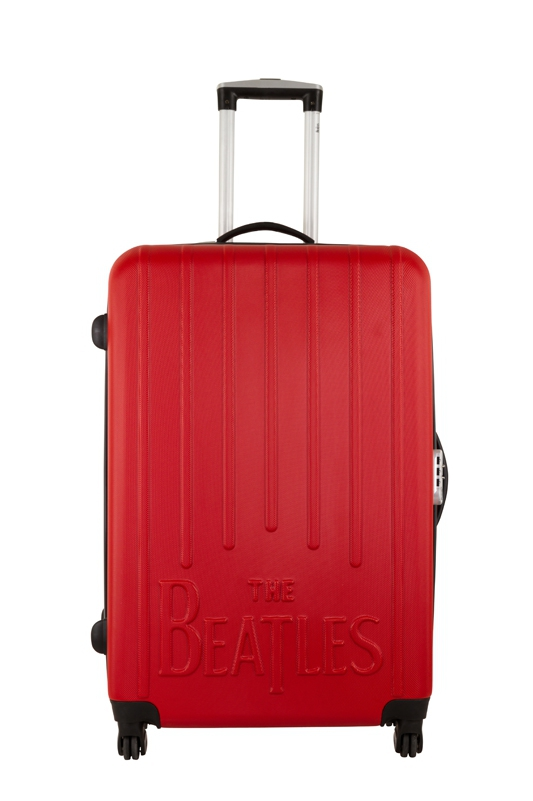 valise first rouge taille s the beatles. Black Bedroom Furniture Sets. Home Design Ideas