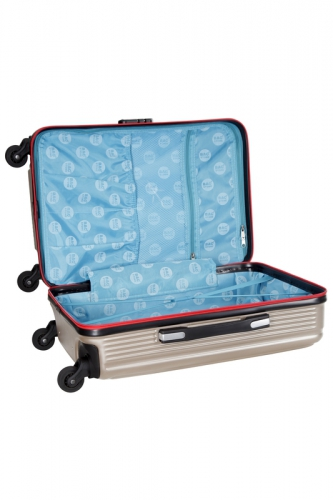 Valise - GOLDY BEIGE - Taille S