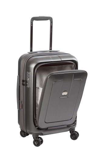 Valise  GRENELLE   ANTHRACITE   - Taille L