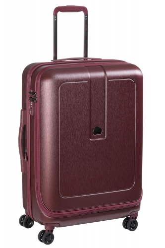 Valise  GRENELLE   ROUGE  - Taille M