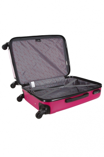 Valise - GRIMSBY FUCHSIA - Taille M