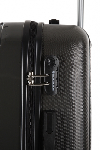 Valise - GRIMSBY GRIS - Taille S