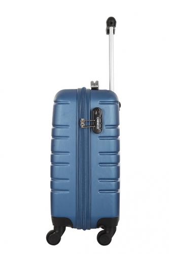 Valise - HALIFAX BLEU - Taille S Low Cost