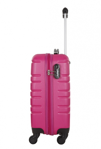 Valise - HALIFAX FUCHSIA - Taille S Low Cost