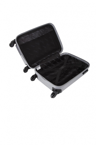 Valise - HARLOW ARGENT - Taille L