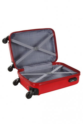 Valise - HEBE ROUGE - Taille S