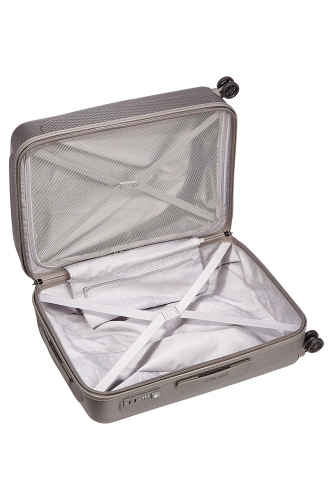 Valise - HELIUM AIR 2 ARGENT - Taille M