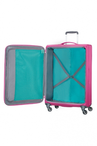 Valise - HEROLITE BUBBLE GUM PINK - Taille M