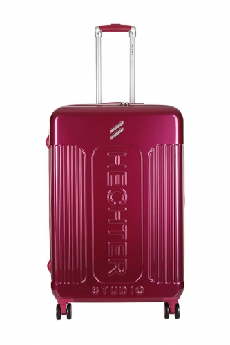 Valise - HOCHE ROUGE - Taille S