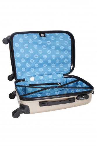 Valise - HOLIDAY BEIGE  - Taille S