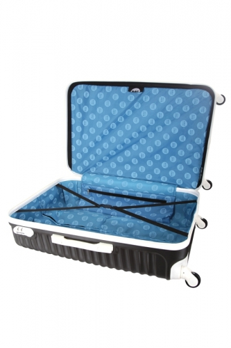 Valise - HONEY  GRIS  - Taille S