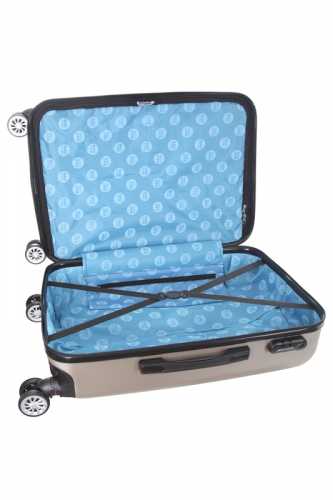 Valise - HOPE BEIGE  - Taille S